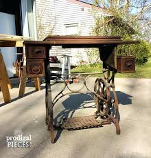 solid wood sewing machine cabinets wood sewing machine table antique treadle sewing machine with early