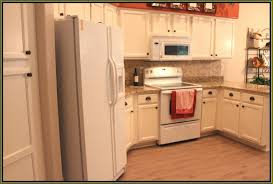 Kitchen Cabinets Refinishing Kits Kitchen Cabinet Refinishing Before And After Home Design Ideas