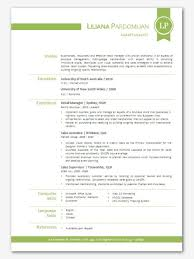 Microsoft Word Resumes 10 Best Images Of Modern Resume Templates Modern Resume Template