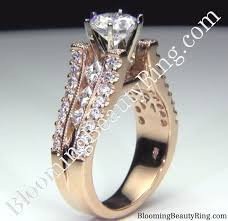 gold diamond engagement rings what is gold unique engagement rings for women by blooming