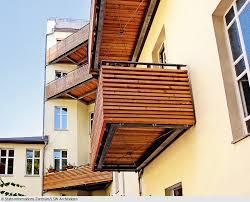 stahlbau balkone darf ich vorstellen deutsches architektenblatt