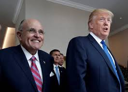 Sho Rudy rudy giuliani to join team to deal with russia probe