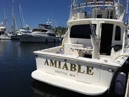 gold leaf letters boat names u2013 seattle boat decals