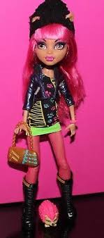 howleen wolf 13 wishes 8 high 13 wishes doll gigi grant howleen wolf clawdeen