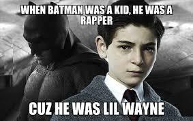 Batman Funny Meme - batman was a kid funny pictures quotes memes funny images