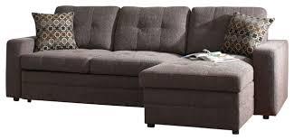 Charcoal Sectional Sofa Gus Sleeper Sofa 1025theparty