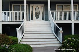 Back Porch Stairs Design Porch Steps Designs And More