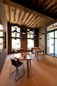 interior beautiful modern interiors exposed ceiling beams