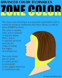 the latest hair colour techniques targeted color for hair and special effects color techniques