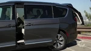 ferrari minivan murdered out minivan 2018 chrysler pacifica gets new s package