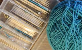 learn how to knit home decor
