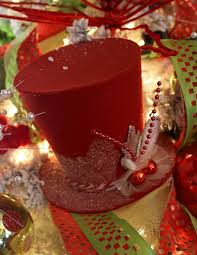 68 best christmas hat ornaments images on pinterest christmas