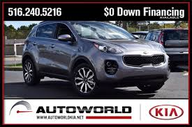East Meadow Upholstery New 2018 Kia Sportage Ex East Meadow Ny Autoworld Kia