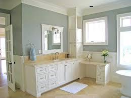 Bathroom Wainscotting Lovely Bathroom Do You Feel The Wainscoting Vanity And Trim