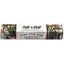 poo pourri trap a crap 4 ml travel size miniature products