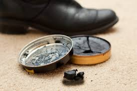 how to remove shoe polish from carpet clean home projects