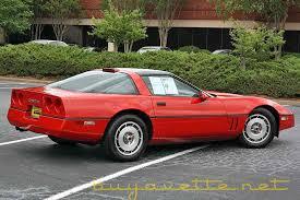87 corvette for sale 1987 corvette for sale at buyavette atlanta