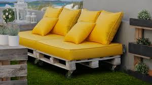 cuscini a materasso set bavaro materasso tre cuscini schienale lime extroitaly