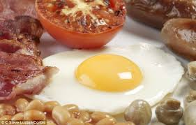 what is the best breakfast for a diabetic could a fry up be for you scientists discover that a