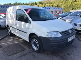 2007 volkswagen caddy van white one owner full service