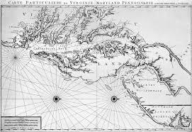 Maryland Map Maryland Colony