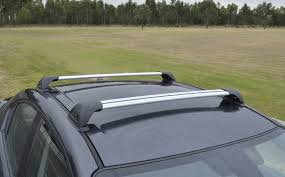 2014 Forester Roof Rack by Aerodynamic Roof Rack Cross Bar For Subaru Impreza 12 16 G4 Alloy