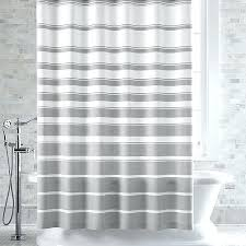Shower Curtain Striped Striped Shower Curtain Indigo Blue White And Teal Shower Curtains