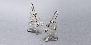 wire earrings favorite project of the week wire earrings interweave