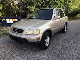 2001 Honda Crv Roof Rack by Gold Honda Cr V In Florida For Sale Used Cars On Buysellsearch