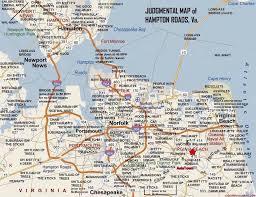 san francisco judgmental map judgmental map of hton roads by 96x htonroads