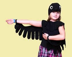 Parakeet Halloween Costume Kids Bird Costume Etsy