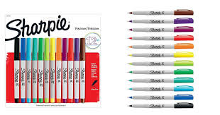 target sharpie pack black friday amazon 5 sharpie permanent markers 12 pack