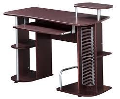 techni mobili computer desk with storage techni mobili computer desk glass home design ideas