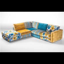 canapé d angle vintage canapé d angle vintage patchwork