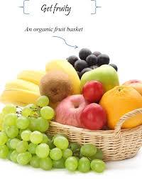 organic fruit basket organic food baskets ilovegifting