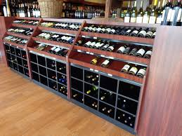 Liquor Store Shelving by 3 Fixtures Found In A Profitable Liquor Store Handy Store Fixtures