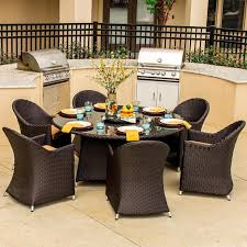 Wicker Patio Lounge Chairs Furniture Outdoor Furniture Sets Simple Outdoor Lazy Boy Patio