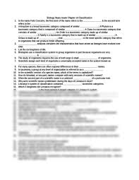 biology study guide chapter 18 classification doc us history 1