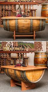 best 25 barrel coffee table ideas on pinterest whiskey barrel