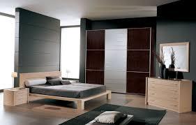 bedroom modern luxury bedroom simple black wall shelves