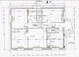 plan de maison 3 chambres salon avis plan rénovation maison 70 m habitable garage 48