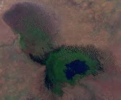 Satellite Map Of Florida by Lake Chad West Africa Earthshots Satellite Images Of