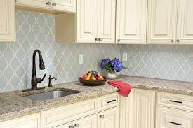 how to install a backsplash in the kitchen how to install a no sweat backsplash kitchens kitchen backsplash