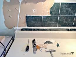 Faux Tin Kitchen Backsplash Homeroad Tin Ceiling Backsplash