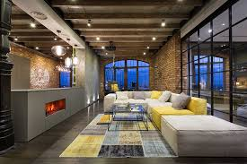 Lofted Luxury Design Ideas High End Bachelor Pad Design Stunning Loft In Kiev By