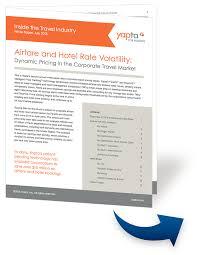 Yapta Com Flights by White Paper 2015 Yapta Inc