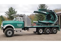 Ford F350 Landscape Truck - classic fleet work trucks still in service 8 lug diesel truck
