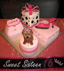 sweet sixteen birthday cake designs share sweet 16 birthday cakes