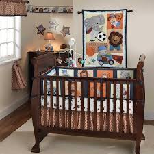 Sports Theme Crib Bedding Cool Sports Themed Baby Bedding Vine Dine King Bed Sports