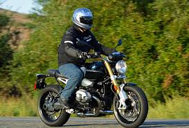 boxer dog on motorcycle 2016 bmw r ninet md ride review motorcycledaily com
